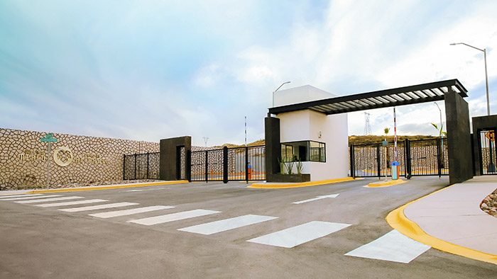 acceso viñedos residencial chihuahua