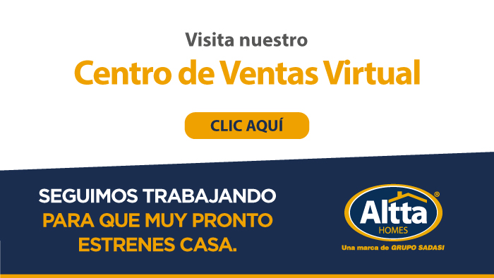 Centro de Ventas Virtual Altta Homes